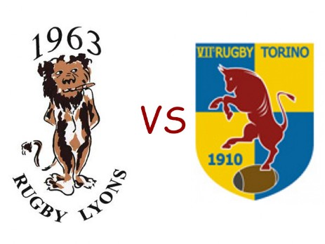 Lyons-Rugby Torino
